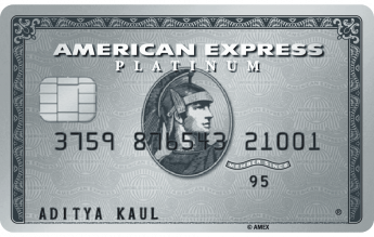 American Express Platinum premium credit and rewards card, Aman Bank